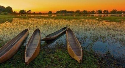 Afrika Reisen: Botswana Reisen in Afrika