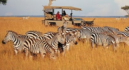 Kenia in Afrika
