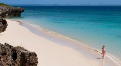 Mosambik in Afrika