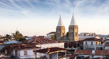 Destination Zanzibar Stone Town in Tanzania