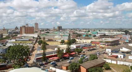 Destination Lusaka in Zambia