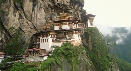 Bhutan Rundreisen in Asien