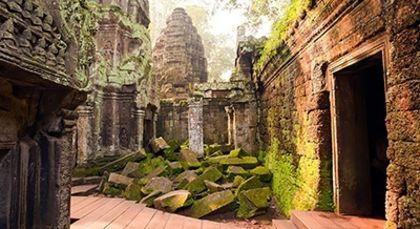Kambodscha Reisen in Asien