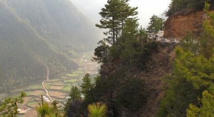Destination Gangtey in Bhutan