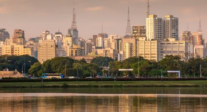 Reiseziel São Paulo in Brasilien