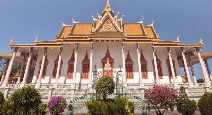 Reiseziel Phnom Penh in Kambodscha