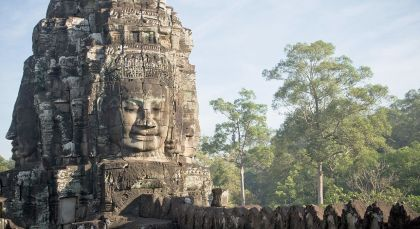 Destination Siem Reap in Cambodia