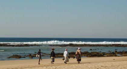 Reiseziel Isimangaliso in Südafrika