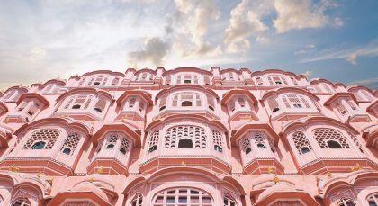 Jaipur in Nordindien