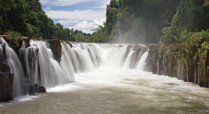 Reiseziel Champasak in Laos