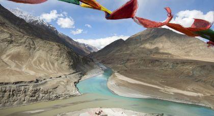 Leh in Himalaja