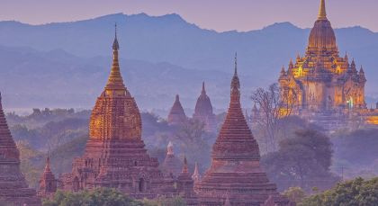 Destination Sittwe in Myanmar