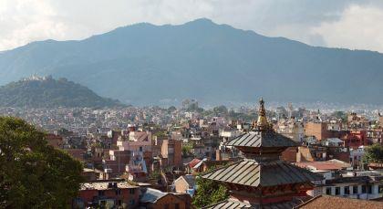 Reiseziel Kathmandu in Nepal