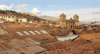 Cusco in Peru
