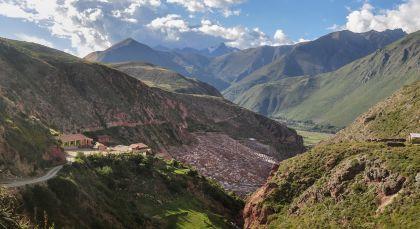 Reiseziel Sacred Valley in Peru