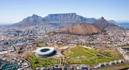 Reiseziel Kapstadt in Südafrika