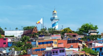 Reiseziel Guayaquil in Ecuador/Galapagos