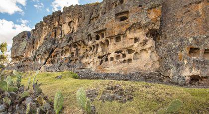 Reiseziel Cajamarca in Peru