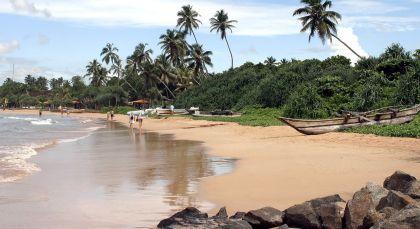 Reiseziel Negombo in Sri Lanka