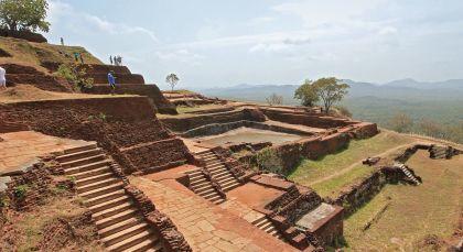Reiseziel Sigiriya in Sri Lanka
