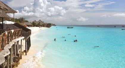 Destination Zanzibar in Tanzania