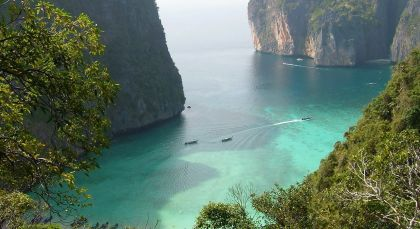 Destination Krabi in Thailand
