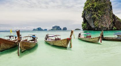 Destination Phuket in Thailand
