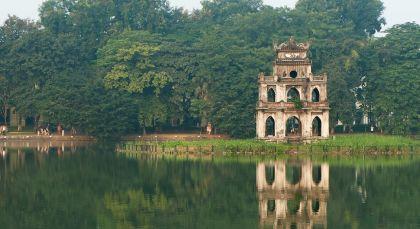 Reiseziel Hanoi in Vietnam