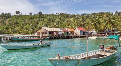 Destination Kep in Cambodia
