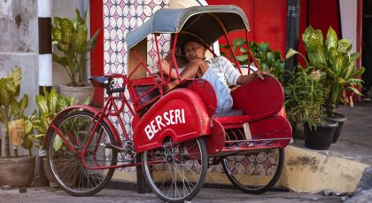 Indonesien in Asien