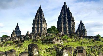 Reiseziel Yogyakarta in Indonesien
