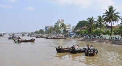 Destination Myeik in Myanmar