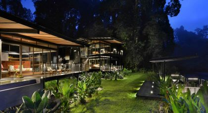 Destination Danum Valley in Malaysia