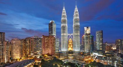 Reiseziel Kuala Lumpur in Malaysia