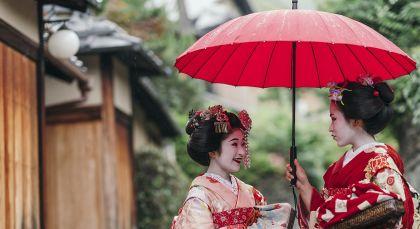 Japan Reisen in Asien