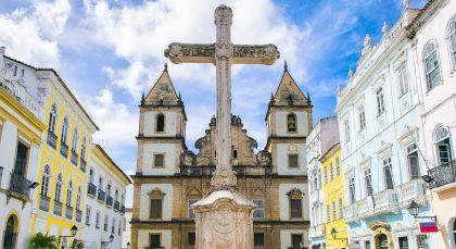 Destination San Salvador da Bahia in Brazil