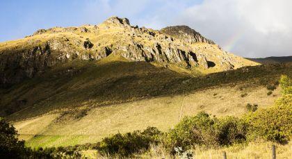 Papallacta in Ecuador/Galapagos