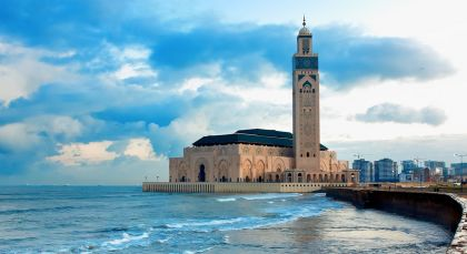 Destination Casablanca in Morocco