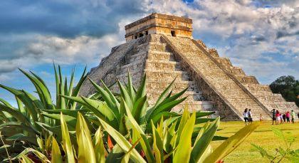 Destination Chichen Itza in Mexico