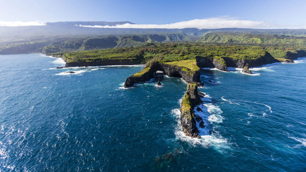 East Maui Sea Cliffs