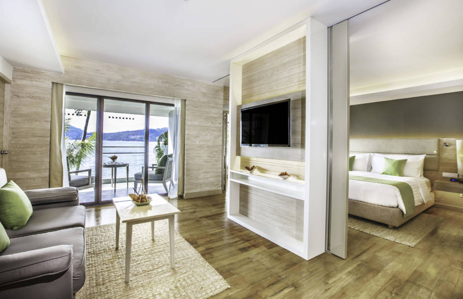 One bedroom Suite - Oceanfacing Room