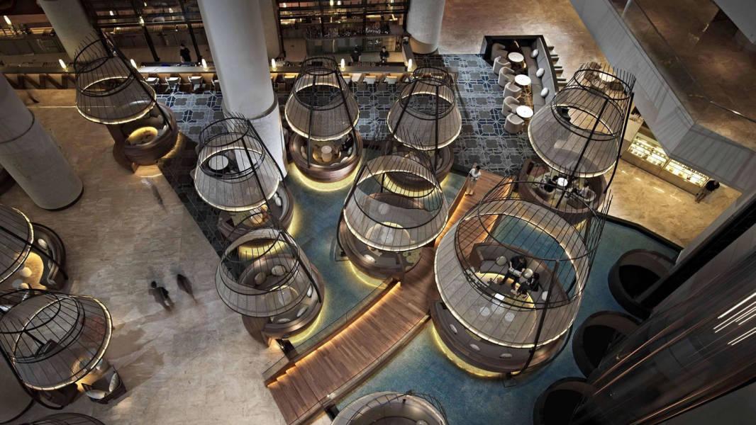Lobby and Atrium Bar & Lounge