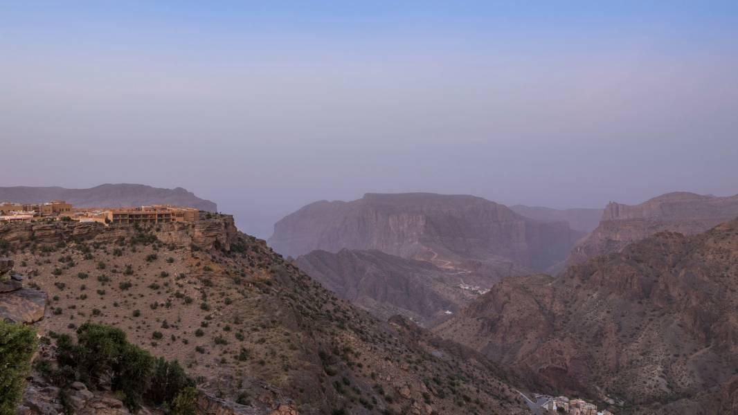 Views of Al Jabal al Akhdar