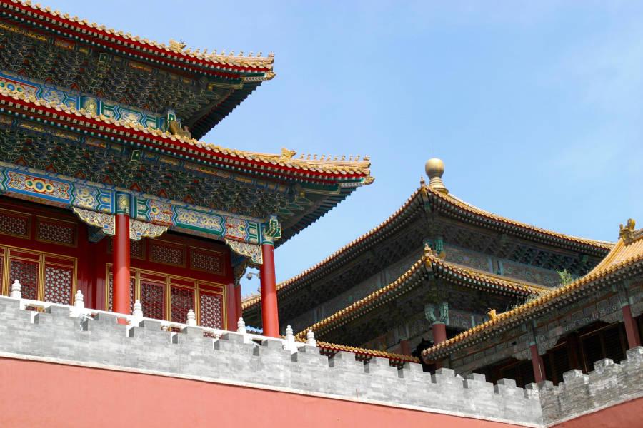 Roof Far East