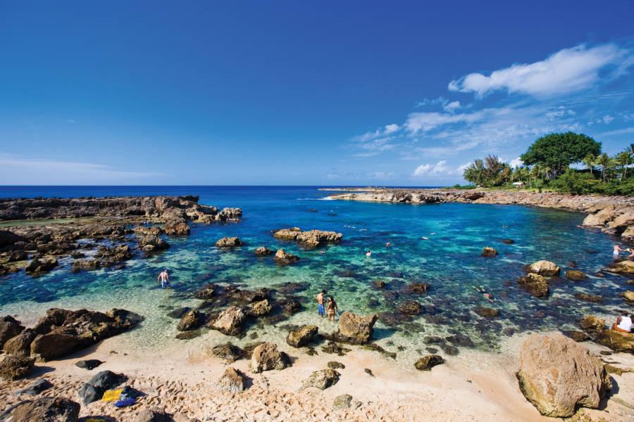 North shore Oahu