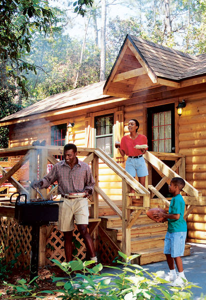 Disney's Fort Wilderness Resort