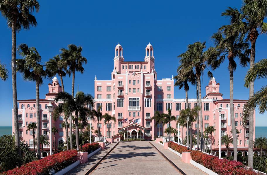 Don CeSar Beach Resort A Loews Hotel