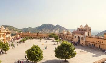 Amber Fort in Jaipur India