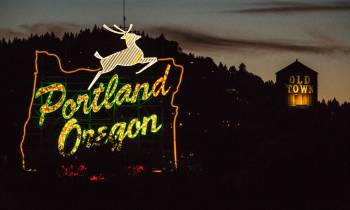 Portland Oregon courtesy of Travel Oregon