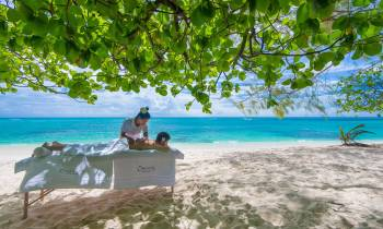Denis Private Island, Spa, Seychelles